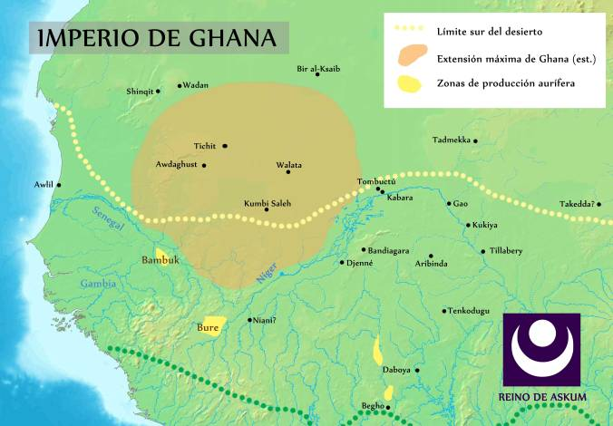 Imperio-Ghana